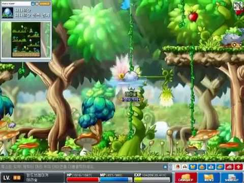 Maplestory Tera Forest to Tera Forest Neo City