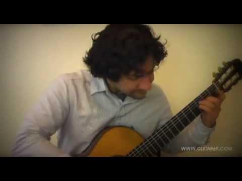 Fernando Sor - Study No 11 Opus 31