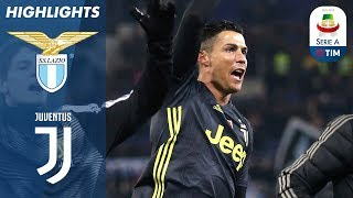 Lazio 1-2 Juventus | Ronaldo breaks Lazio hearts with 88 min Penalty! | Serie A