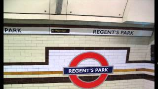 A-Z of the Underground (All the tube stations in one track) [HQ]