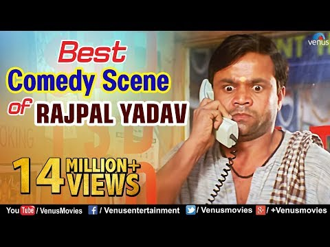 Rajpal Yadav Disguises His Voice & Calls Ravi Baswani (pyar Tune Kya Kiya) video