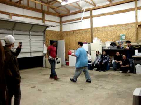 boxin hmong gangster 918 oklahoma b-$ OCG fightin street fight brawls indoor fights