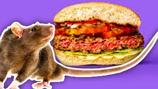 The 'Bleeding' Veggie Burger vs PETA