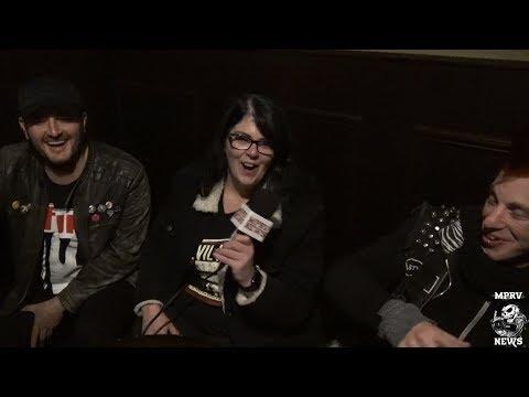 THE DOMESTICS - UK Hardcore - Live Footage & Interview - Punks News For Punx! -  MPRV News