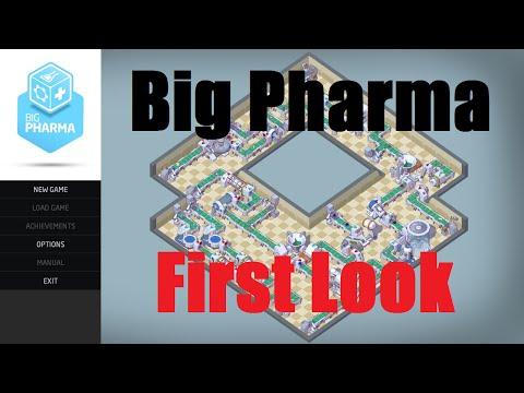 First Look - Big Pharma