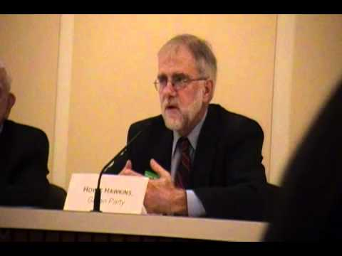 Howie Hawkins Green Party candidate for Governor of NY -Redistricting- bootleg series volume 12