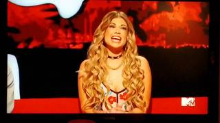 Charlamagne Tha God and Chanel West Coast get into a heated argument on Ridiculousness