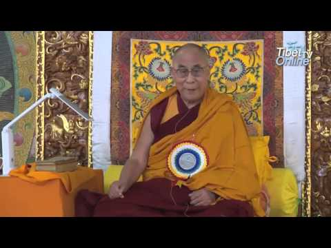 The 27 minute speech by Dalai Lama on Dorje Shugden (Tibetan)