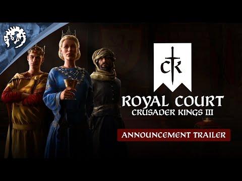 CK3: Royal Court - Announcement Trailer