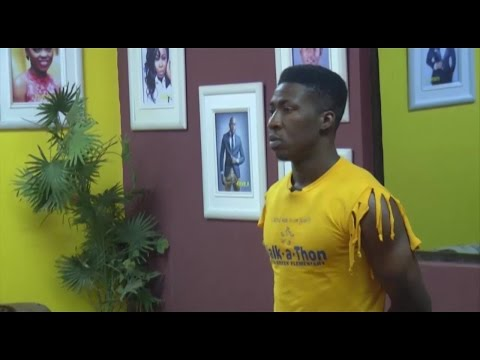 Academy Day Two; Contestants! Meet Your Fitness Instructor | MTN Project Fame Season 8