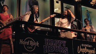 Ed Sheeran - BLOW (with Chris Stapleton & Bruno Mars)cover - Live at Hardrock Cafe