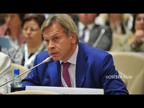Ukraine conflict: Russia puts its position to Parliament