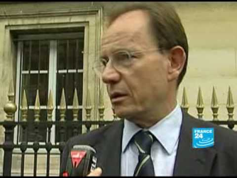 France24 August 08: Paris calls for 'immediate release' of French lecturer on trial