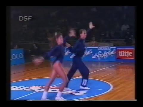 Michaela Vecerová & Roman Kolb - Weltmeisterschaft 1992