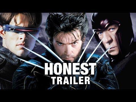 Honest Trailers - The X-Men Trilogy