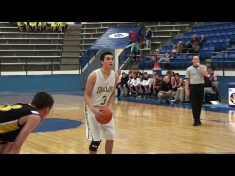 2013 Idalou VB Basketball-Corey Saucillo Highlights