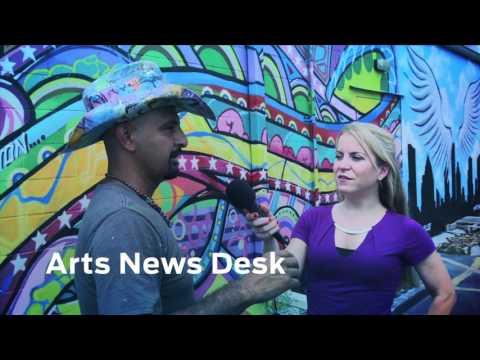 Houston Public Media Arts & Culture | Behind the Scenes Promo (TV)