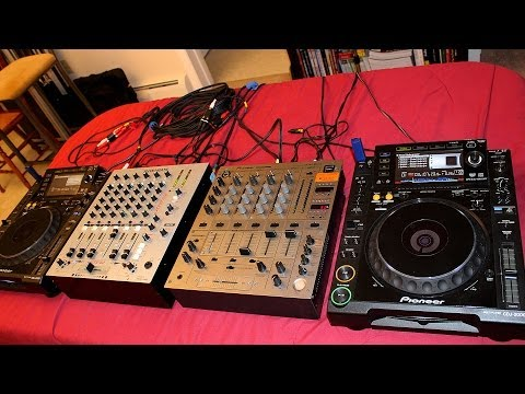 DJ'ing for Beginners, part 1 of 4 - with DJ Bolivia
