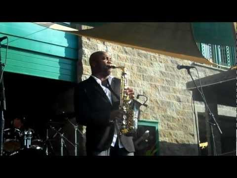 Sax Pack Performs Back To The Basics Live at Thornton Winery