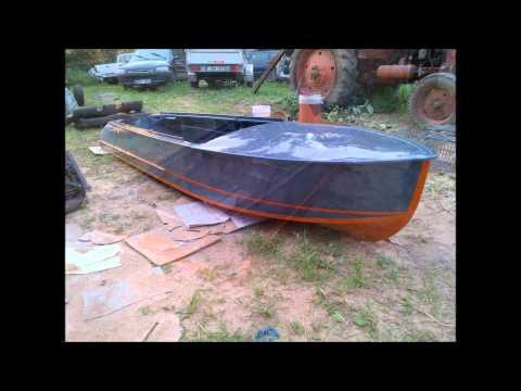 Ремонт и покраска лодки казанка своими руками 99