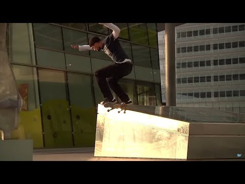 Techno Skateboarding with Alex Massotti