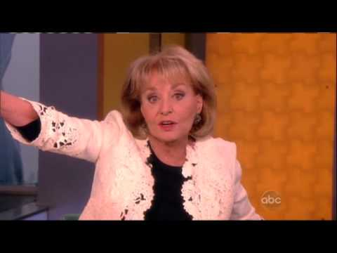 Raw: Barbara Walters Announces Her Retirement