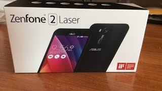 Распаковка Asus Zenfone 2 Lazer ZE500KL или история о Xiaomi Redmi Note 2