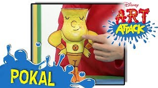 Art Attack - Pokal - Folge 4 - Staffel 10 - Disney Junior