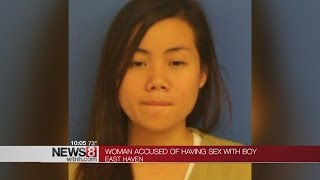 Police: Woman arrested for having sex with 15-year-old boy