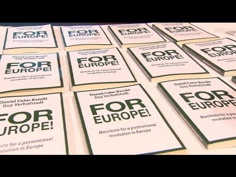 'For Europe!' book makes the case for a federal Europe