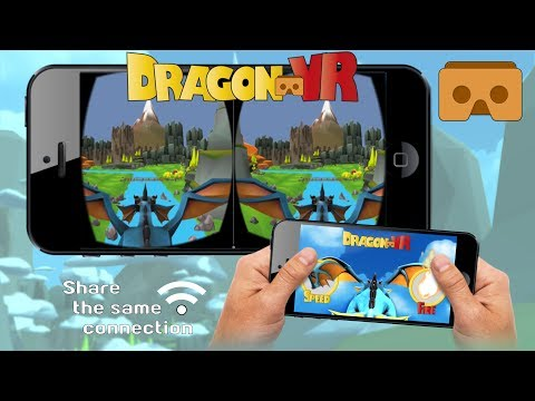 Dragon VR screenshot for Android