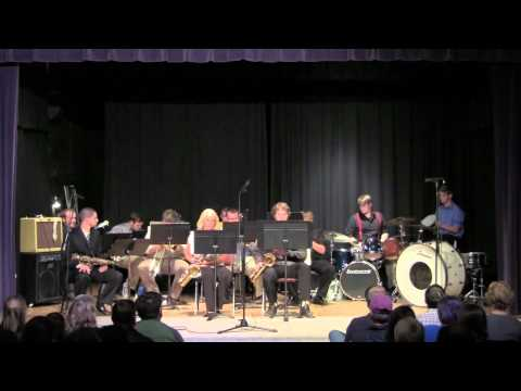"TMC Jazz Ensemble ""Jelly Roll"" @ Truett-McConnell College"