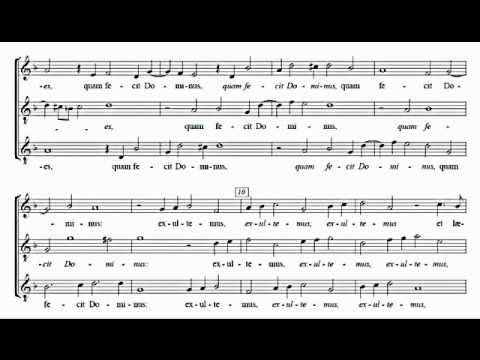 Бёрд Уильям - Haec dies a 3