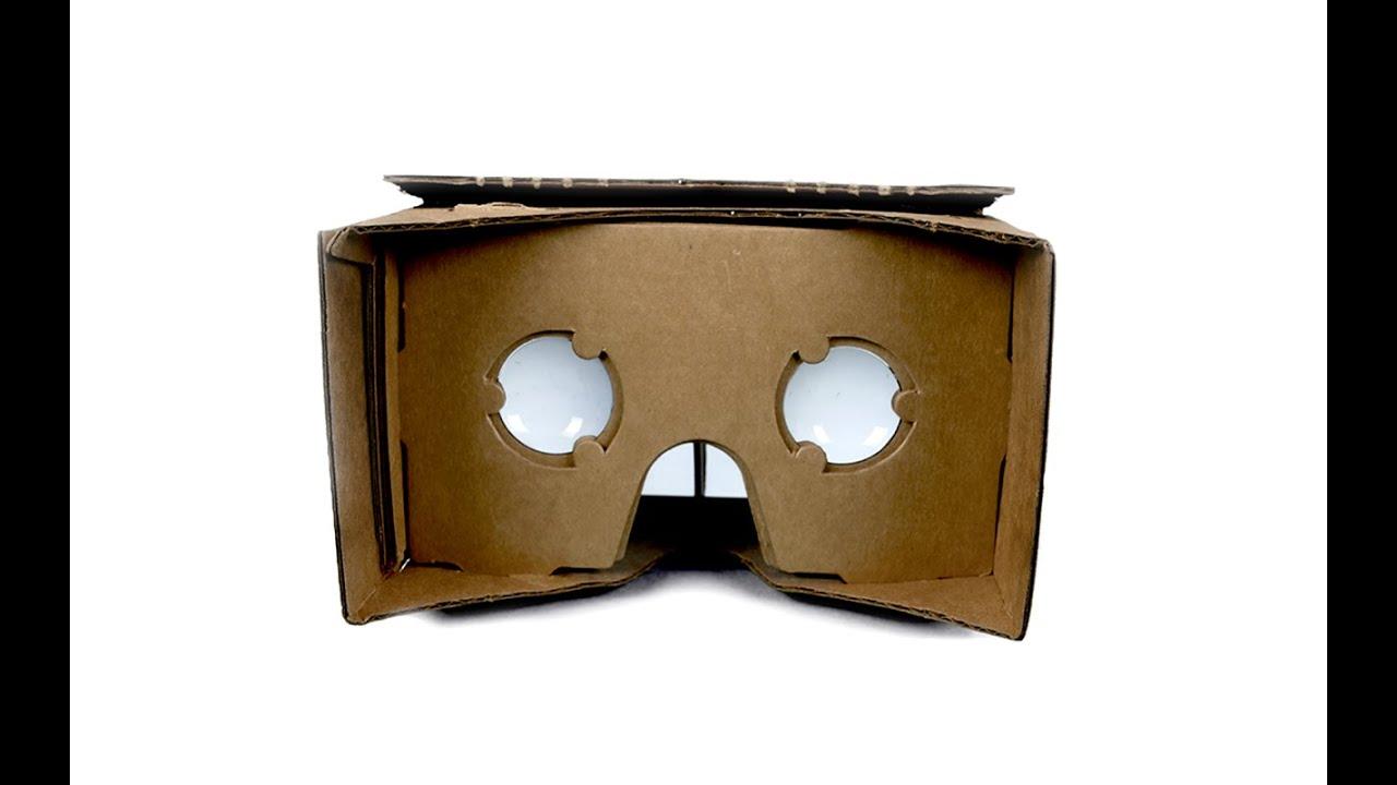 Делаем очки виртуальной реальности в домашних условиях 88