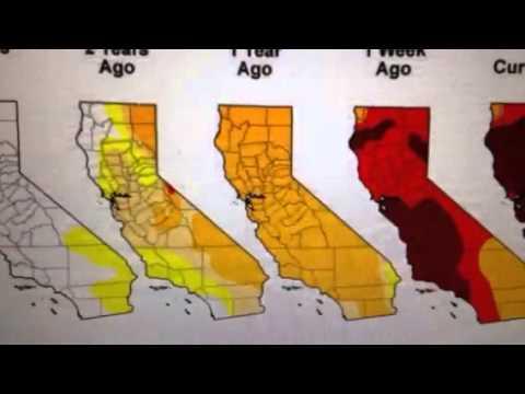 URGENT: Extreme Drought California