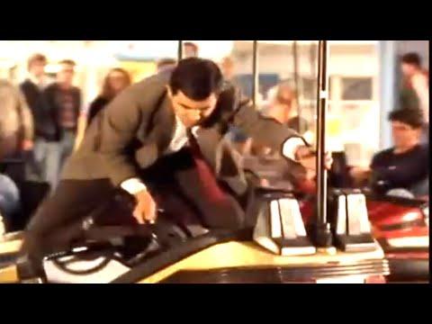Mr. Bean - Bumper Car Fun
