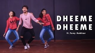 Dheeme Dheeme Dance Video   Vicky Patel Choreography  Tony Kakkar   Tiktok Viral video