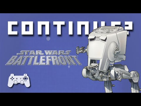 Star Wars Battlefront (PS2) - Continue?