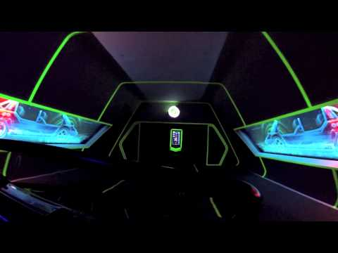 NEW Test Track 2.0 Front Row (HD POV) Epcot Full Ride Walt Disney World 1080p