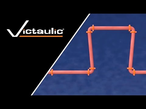 Victaulic Thermal Expansion Loop and Angular Deflection