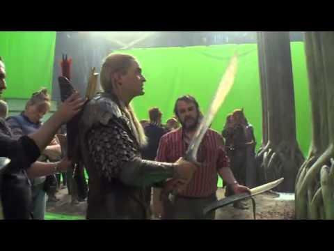 Hobbit kamera arkası (bölüm 1)