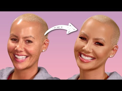 Getting Ready With... Amber Rose