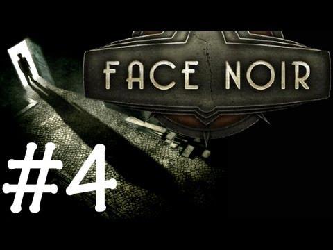 Face Noir - Девочка на складе. Let's Play. Часть 4
