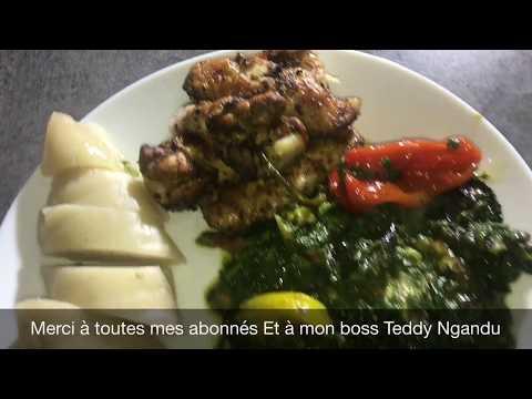 Ndunda Vert Légumes Africaine