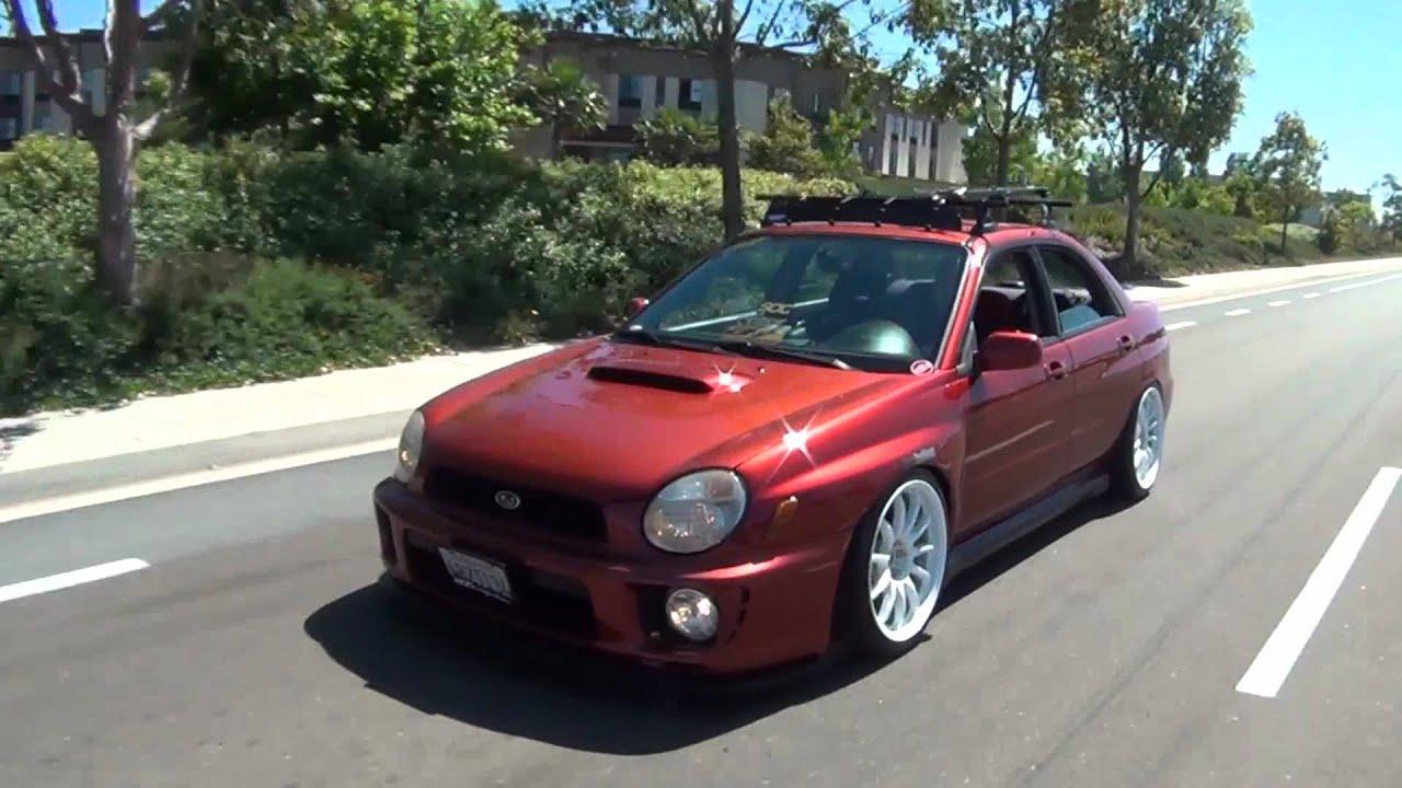 Wrx Cvt >> Justin Sloman's 2002 Subaru WRX - YouTube