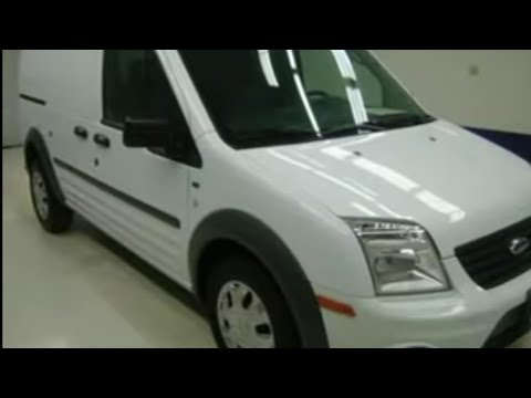 2010 FORD TRANSIT CONNECT Fond Du Lac WI J2124 YouTube