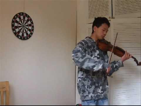 Naruto Shippuuden Ending 10 on Violin