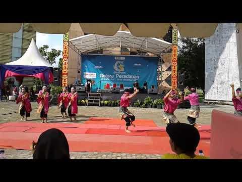 JUARA 1 TARI KREASI MELAYU GELORA PERADABAN UR EXPO 2017 || SANGGAR TITAH NEGERI