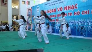 Võ Nhạc Taekwondo Hóc Môn
