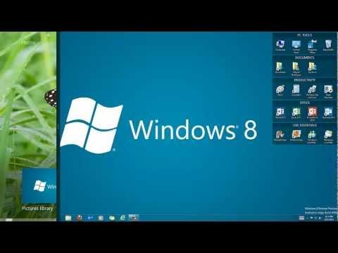 Windows 8 Beginner Tutorial:  Overview, Tips & Tricks